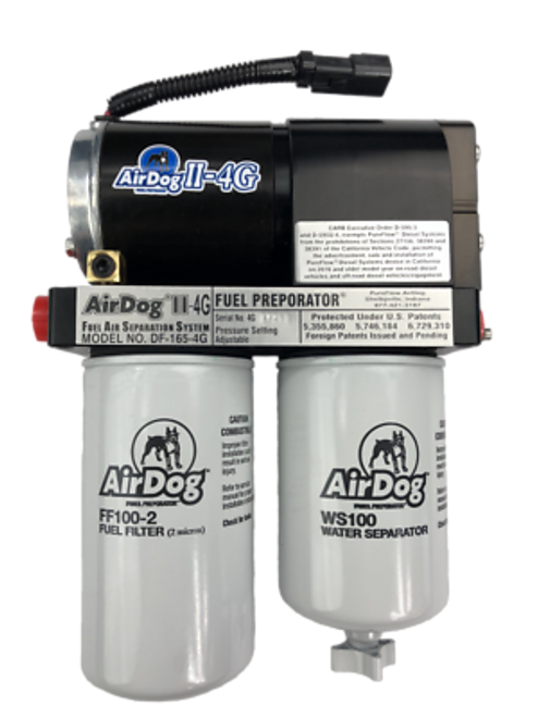 AIRDOG 2 4G FUEL SYSTEM FOR 1998.5-2004 DODGE RAM CUMMINS DIESEL 5.9L 165GPH - A6SABD425