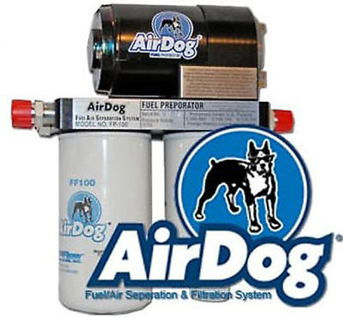 AIRDOG FUEL PUMP FILTER SYSTEM 08-10 FORD POWERSTROKE TURBO DIESEL 6.4L 150GPH - A4SPBF173