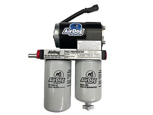 AIRDOG FUEL SYSTEM PUMP FOR 2005-2018 DODGE RAM CUMMINS DIESEL 5.9L 6.7L 100GPH - A4SPBD002