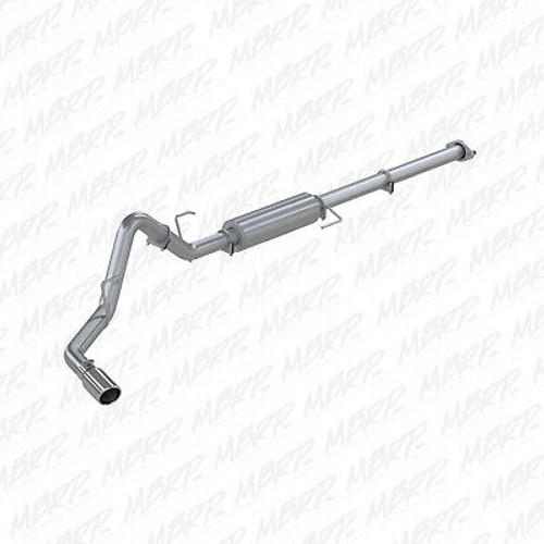 "MBRP 3"" EXHAUST 15-19 FORD F150 ECOBOOST 2.7L 3.5L CAT BACK ALUMINIZED S5253AL"