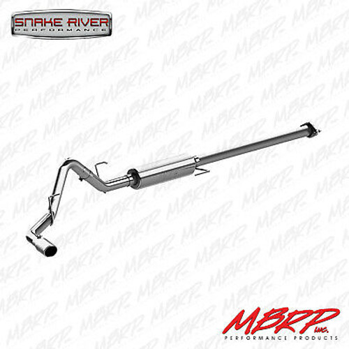 "MBRP 3"" EXHAUST 15-19 FORD F-150 ECOBOOST 2.7L 3.5L CAT BACK STAINLESS S5253409"