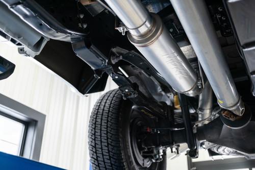 """MBRP 4"""" EXHAUST 17-20 FORD F250 F350 SUPERDUTY 6.2L 7.3L CREW CAB SUPER CAB S5247AL"""