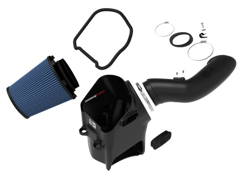 AFE COLD AIR INTAKE 2017-2019 FOR FORD POWERSTROKE DIESEL 6.7L PRO 5R FILTER 54-13017R