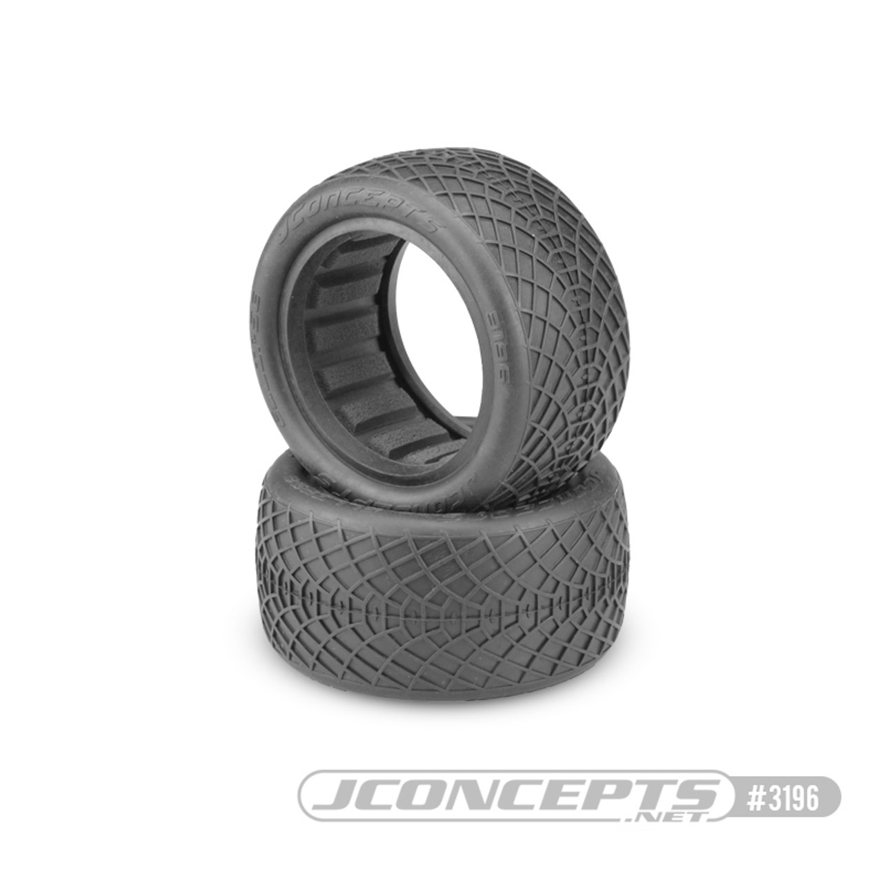 2 JConcepts Ellipse 1//8th Buggy Tires Gold