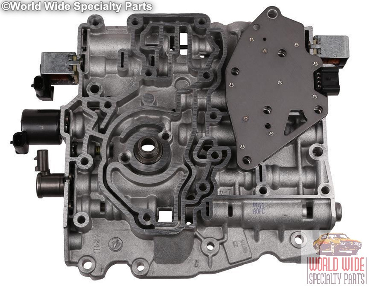 4L80E Valve Body 1997-2002 rebuilt, updated and tested