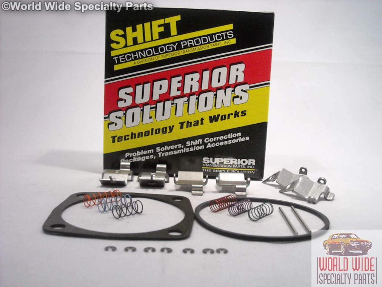 SUPERIOR TH400 400 TRANSMISSION VALVE BODY KIT ALL YEARS 1965-UP