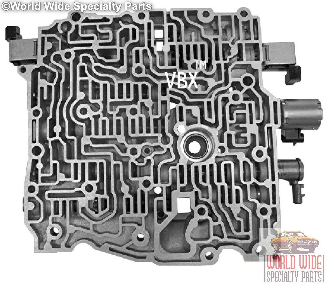 Volvo 4T65E Valve Body 1997-2002 with 848 Casting
