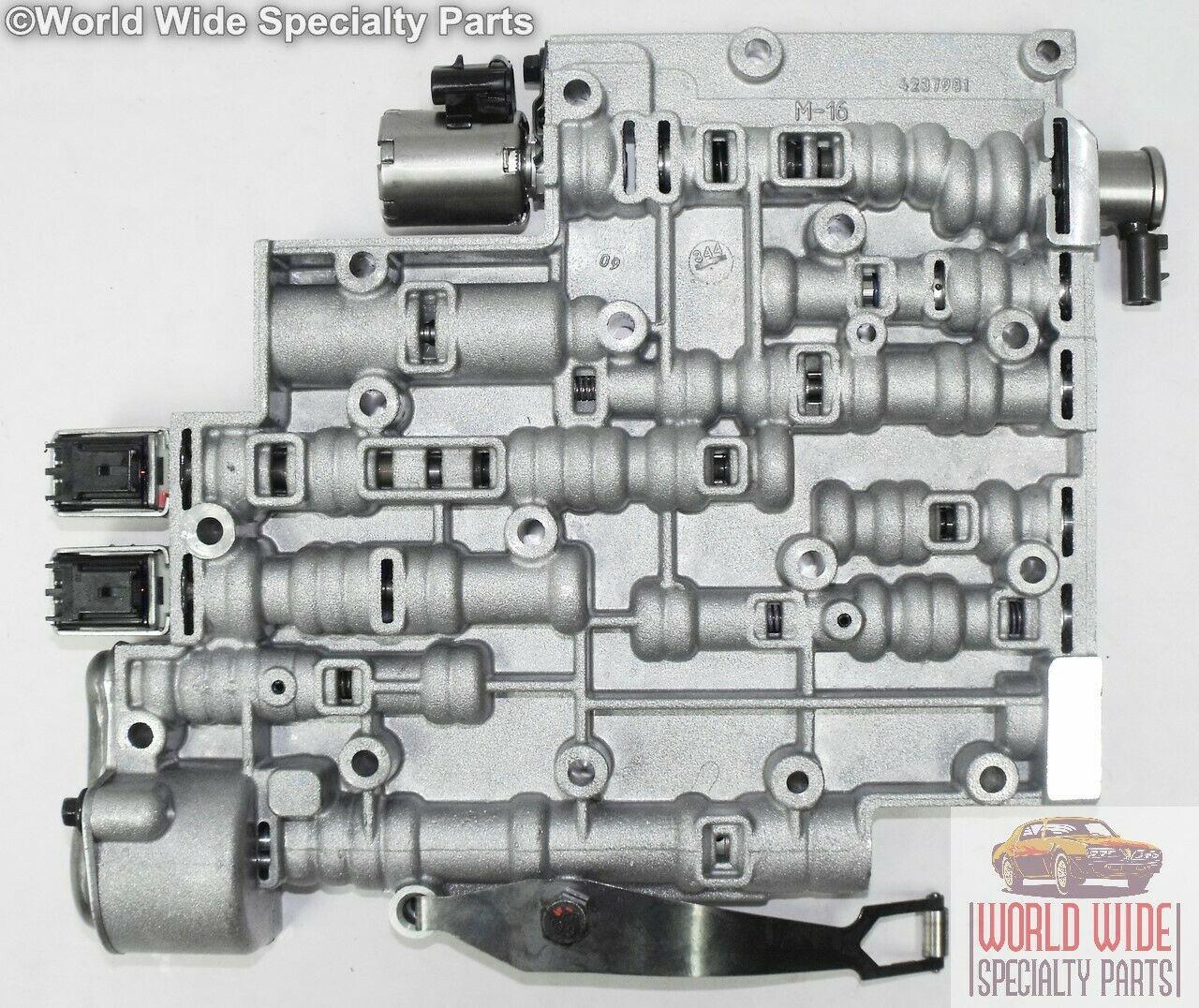 GM 4L60E, 4L65E, 4L70E Valve Body 2009-UP