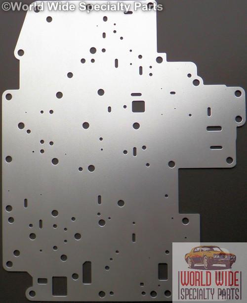 "4R70E 4R70W 4R75E 4R75W SuperTuff Separator Plate 2000-UP(.092"" 1-2 Feed Holes)"