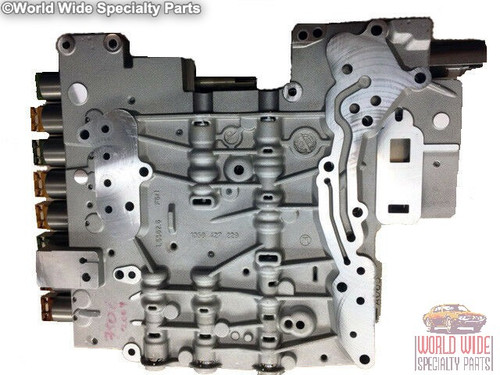 ZF 6HP21 Valve Body Rebuild and Return Service 2006-2012