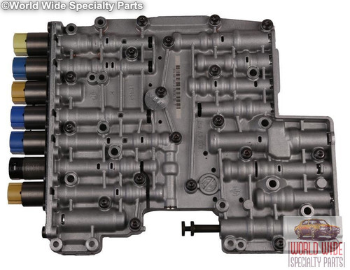 ZF 6HP26 Valve Body Rebuild and Return Service 2001-2007