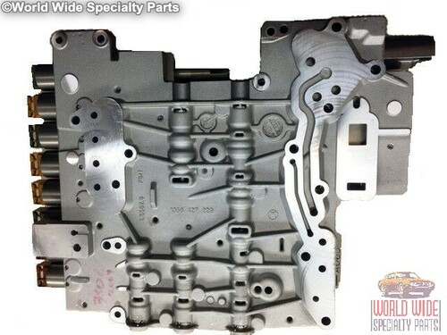 ZF 6HP28 Valve Body Rebuild and Return Service 2006-UP