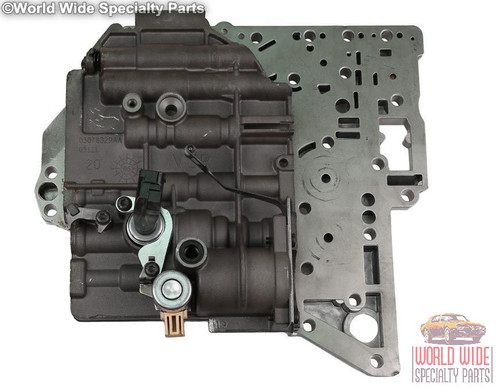 Chrysler 41TES, A604 Valve Body, VLP Type 2006-UP