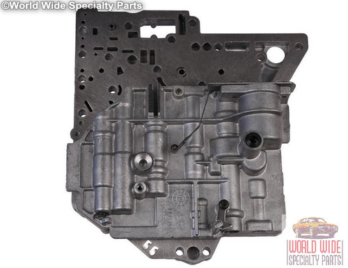 Chrysler 41TE, A604 Valve Body 1992-1994, 4 Check Balls