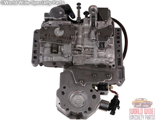 Chrysler 46RE, 47RE Valve Body 1995-1999, Large Pump Inlet