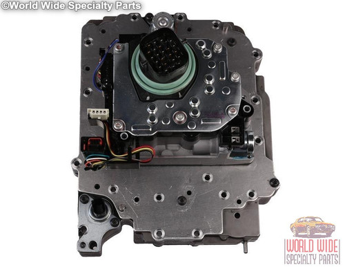 Chrysler, VW 62TE Valve Body with New Solenoid Pack 2007-UP