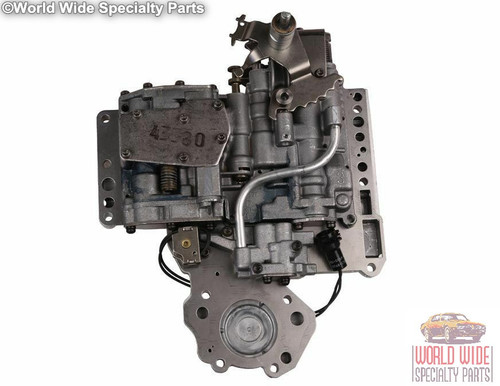 Chrysler A904, TF6, Valve Body, Lockup, 2-Wire Sol. 1995-UP