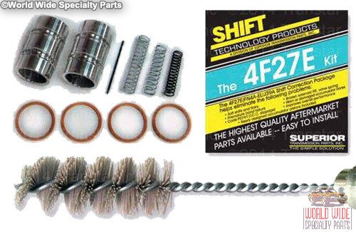 Ford 4F27E, FNR5 Transmission Shift Correction Kit