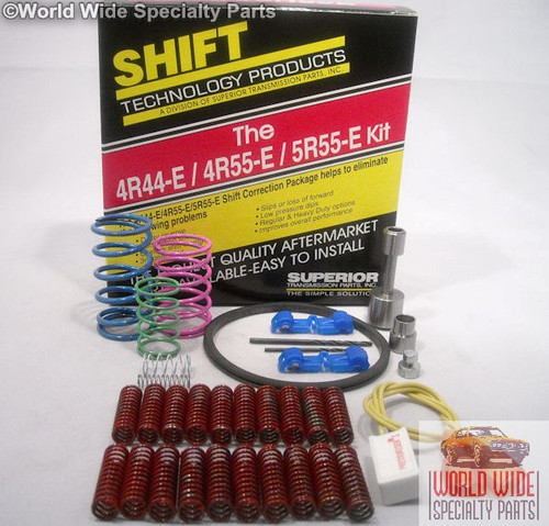Ford 4R44E, 4R55E, 5R55E Transmission Shift Correction Kit 1995-UP