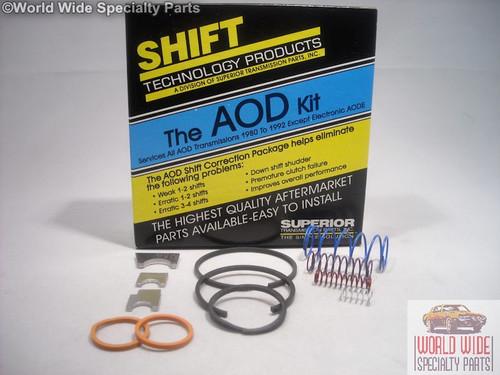 Ford AOD Transmission Shift Correction Kit 1980-1992
