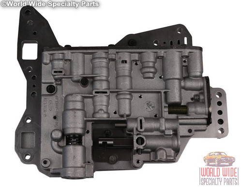 Ford C6 Valve Body (Gas) Late Style with Sliding Manual Valve