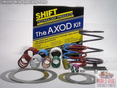 Ford AXOD Transmission Shift Correction Kit 1986-1990