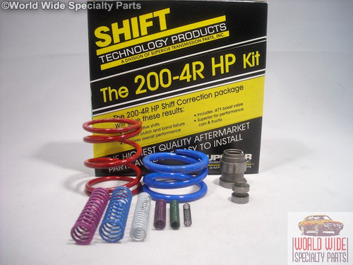 GM 200-4R-HP (High Performance) Transmission Shift Correction Kit 1981-1990