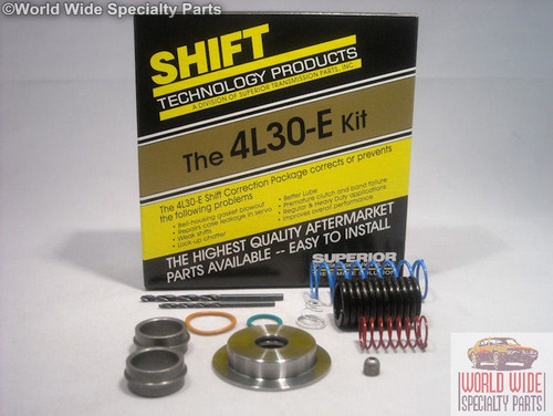 GM 4L30E Transmission Shift Correction Kit 1990-UP