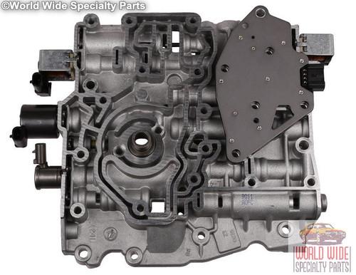GM 4T65E Valve Body 2000-2002, 2-Piece Pump  W/O Servo Apply Valves