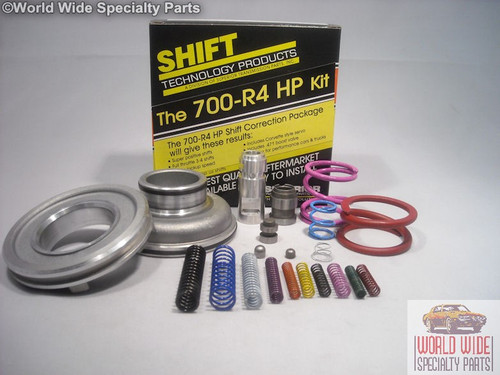GM 700-R4 High Performance Transmission Shift Correction Kit 1982-1993
