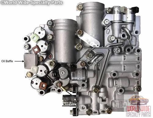 Jaguar JF506E Valve Body 1999-UP