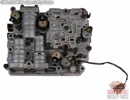 Mazda,Ford GF4A-EL Valve Body 1993-2002, 7 Solenoids Wire-Type Temp. Sensor(TOT)