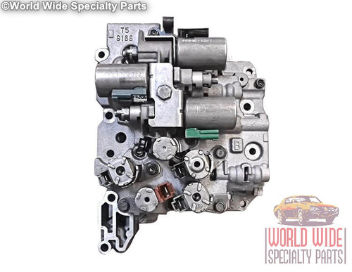 RE5F22A, AW55-50SN Valve Body 2005-UP