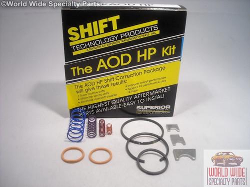 Superior AOD High Performance Transmission Shift Correction Kit 1980-UP