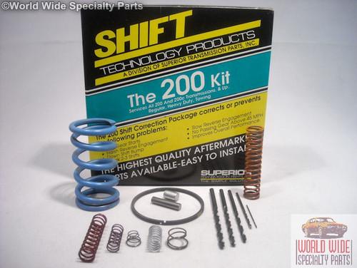 Superior GM TH200, 200C Transmission Shift Correction Kit 1976-1987