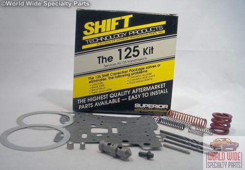 Superior GM 125, 125C Transmission Shift Correction Kit 1980-2001