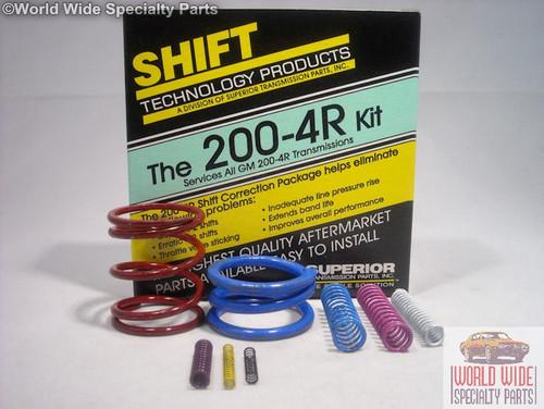 Superior GM 200-4R Transmission Shift Correction Kit 1981-1990