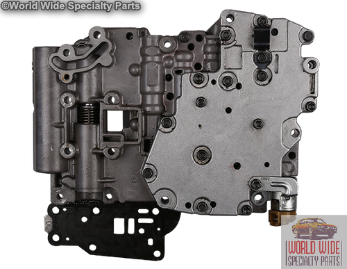 Toyota A540E Valve Body 1988-UP, WITH TUBE