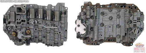 Volkswagen 09G, TF60SN Valve Body, w/Case Cooler Up to 06/04