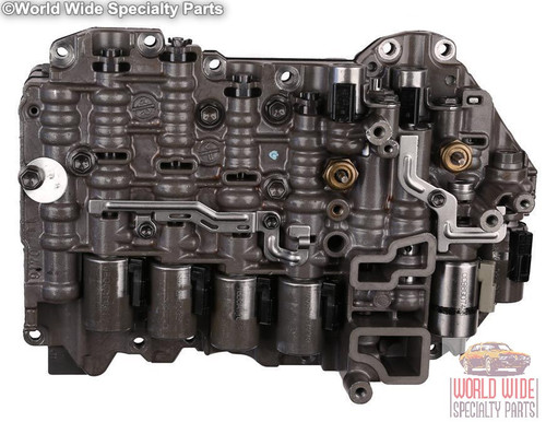 Volkswagen 09G, TF60SN Valve Body, w/Case Cooler, Small Solenoids 07/04-UP