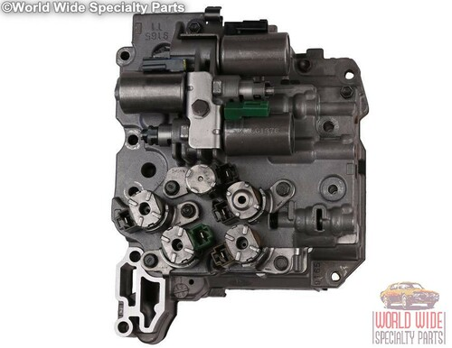 Volvo AF33, AW55-50SN,51SN Valve Body, Early Version NO CODE