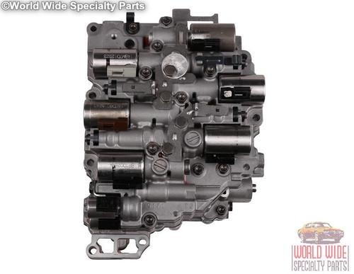 Volvo TF-80SC, AF40, AWF21 Valve Body