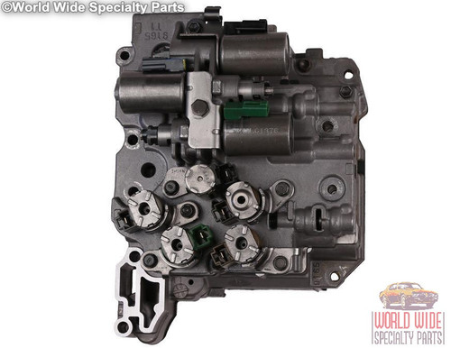 Volvo AF33, AW55-50SN Valve Body, Early Ver., A CODE and 9167 Casting Number
