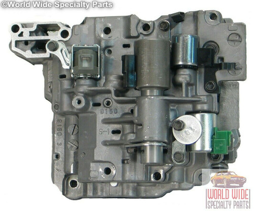 AW50-40LE, AW50-42LE Valve Body with 4 Solenoids