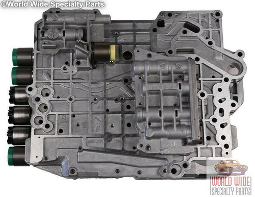 BMW ZF 5HP19 Valve Body Rebuild and Return Service