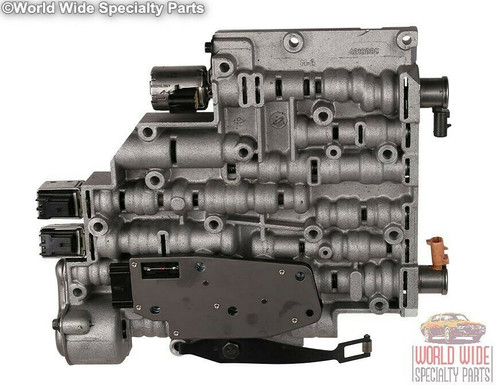 GM 4L60E, 4L65E, 4L70E Valve Body 2003-2008 with Cut Casting