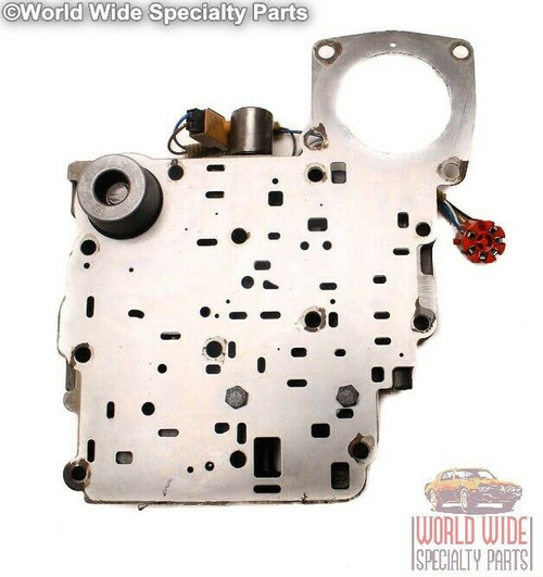 GM 4L30E Valve Body 1990-UP, 3 Solenoids