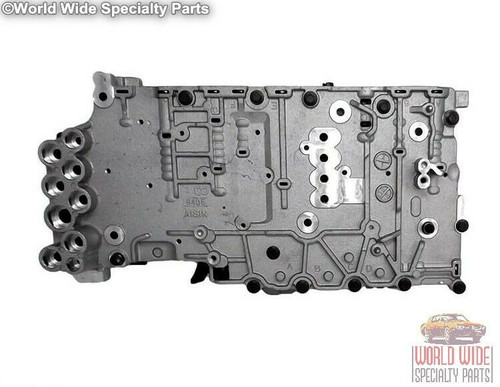 "GM 6L45 Valve Body 2006-2009, UPPER CASTING 9405, LOWER CASTING 9581, ""A CODE"""