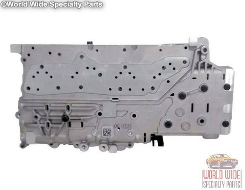 "GM 6L90 Valve Body 2010-UP, UPPER CASTING 0955, LOWER CASTING 0945, ""D"" CODE"