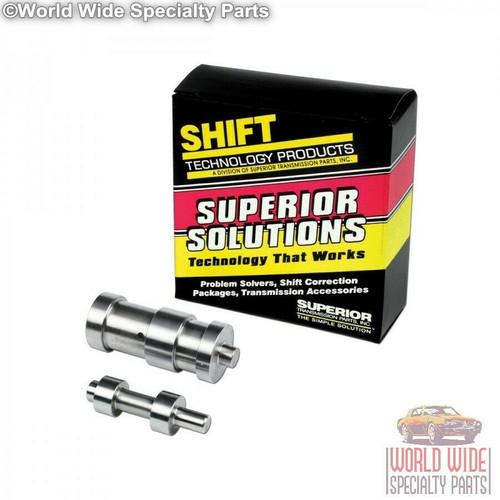 Superior 4L60E, 4L65E, 4L70E HD Steel Boost Valve & Sleeve 2005-UP, K023